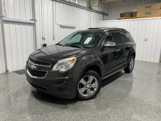 Used 2014 Chevrolet Equinox LT 4 portes à transmission intégrale ave for sale in Ste-Brigitte-de-Laval, QC