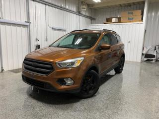 Used 2017 Ford Escape 4 portes SE AWD, Traction intégrale for sale in Ste-Brigitte-de-Laval, QC