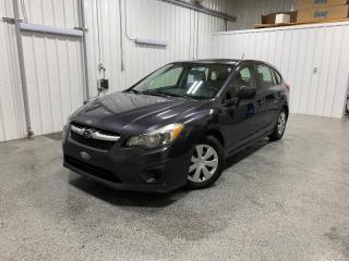 Used 2014 Subaru Impreza Hayon 5 portes CVT 2,0i for sale in Ste-Brigitte-de-Laval, QC
