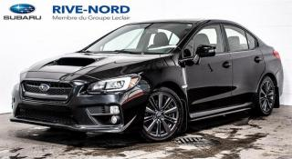 Used 2017 Subaru WRX Sport TOIT.OUVRANT+MAGS+CAM.RECUL for sale in Boisbriand, QC