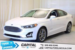 Used 2019 Ford Fusion Hybrid Titanium **New Arrival** for sale in Regina, SK
