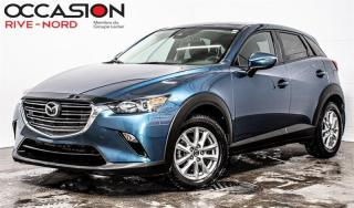 Used 2019 Mazda CX-3 GS MAGS+CAM.RECUL+SIEGES.CHAUFFANTS for sale in Boisbriand, QC