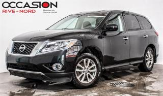 Used 2016 Nissan Pathfinder S AWD MAGS+CAM.RECUL+BLUETOOTH for sale in Boisbriand, QC