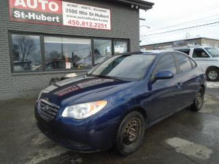 Used 2008 Hyundai Elantra for sale in St-Hubert, QC