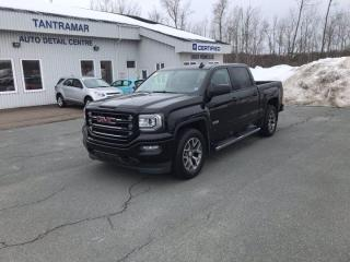 Used 2018 GMC Sierra 1500 SLT for sale in Amherst, NS