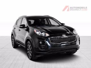 Used 2017 Kia Sportage EX PREMIUM AWD CUIR TOIT PANO MAGS CAMERA DE RECUL for sale in Île-Perrot, QC