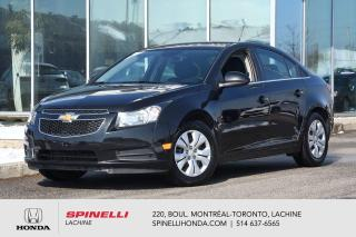 Used 2014 Chevrolet Cruze 1LT AUTO BAS KM AUTO AC VITRES BLUETOOTH++ for sale in Lachine, QC