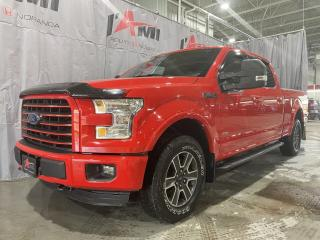Used 2016 Ford F-150 4WD SuperCrew 145  Lariat for sale in Rouyn-Noranda, QC