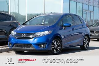 Used 2016 Honda Fit EX AUTO BAS KM TOIT AUTO AC MAGS TOIT CAM RECUL++ for sale in Lachine, QC