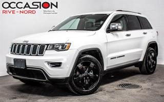 Used 2017 Jeep Grand Cherokee Limited CUIR+MAGS.20''+CAM.RECUL for sale in Boisbriand, QC