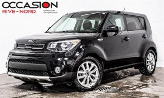 Used 2018 Kia Soul EX SIEGES.CHAUFFANTS+CAM.RECUL+BLUETOOTH for sale in Boisbriand, QC