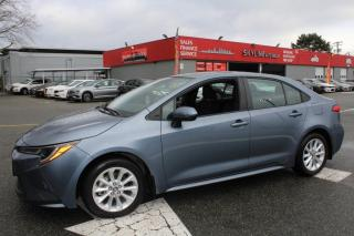 Used 2020 Toyota Corolla LE CVT for sale in Surrey, BC