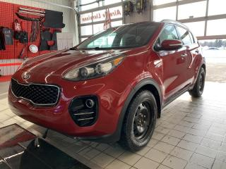Used 2018 Kia Sportage *EX*CUIR*CAMÉRA*SIÈGES CHAUFF*MAGS* for sale in Québec, QC