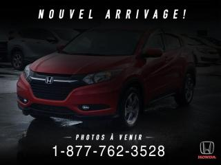 Used 2018 Honda HR-V EX + AWD + TOIT + A/C + CAMERA + MAGS + for sale in St-Basile-le-Grand, QC