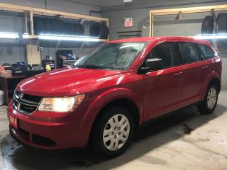 Used 2016 Dodge Journey SE * 5 Passenger * UConnect * Cruise Control * Steering Wheel Controls * Push Button Start * AM/FM/SXM/CD/USB/Aux/Bluetooth * Voice Recognition * for sale in Cambridge, ON