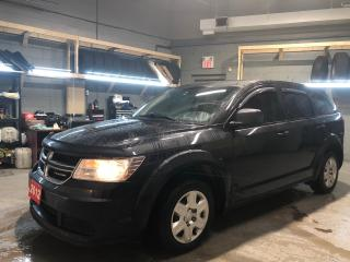 Used 2012 Dodge Journey SE * Cruise Control * Steering Wheel Controls * Push Button Start * AM/FM/CD/USB/Aux * Dual Climate Control * Traction Control * Automatic/Manual Mode for sale in Cambridge, ON