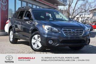 Used 2017 Subaru Outback 2.5i GROUPE ÉLECTRIQUE for sale in Pointe-Claire, QC