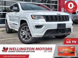 New 2021 Jeep Grand Cherokee 80th Anniversary Edition for sale in Guelph, ON