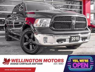 Used 2016 RAM 1500 Outdoorsman | Crew Cab  | V6 | 4X4 !! for sale in Guelph, ON