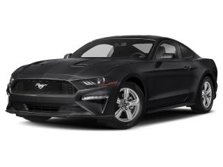 New 2021 Ford Mustang EcoBoost for sale in Woodstock, NB