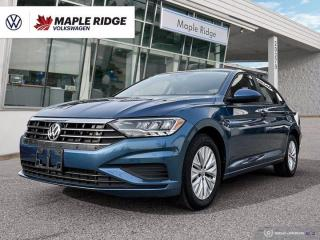 Used 2019 Volkswagen Jetta comfortline for sale in Maple Ridge, BC