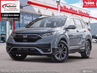 New 2021 Honda CR-V EX-L for sale in Sudbury, ON