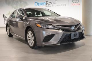 Used 2018 Toyota Camry 4-Door Sedan SE 8A for sale in Richmond, BC
