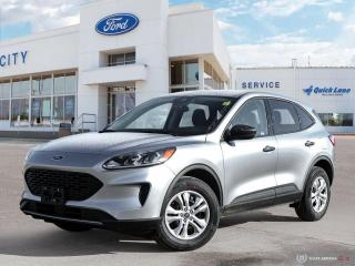 New 2021 Ford Escape S for sale in Winnipeg, MB