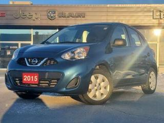 Used 2015 Nissan Micra for sale in Listowel, ON