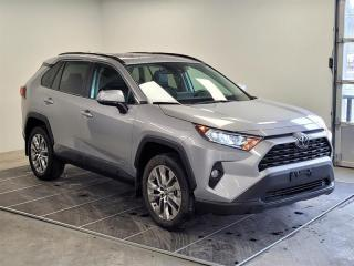 Used 2020 Toyota RAV4 AWD XLE for sale in Port Moody, BC