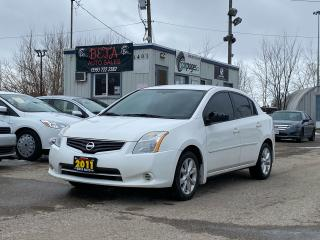 Used 2011 Nissan Sentra 2.0 S for sale in Kitchener, ON