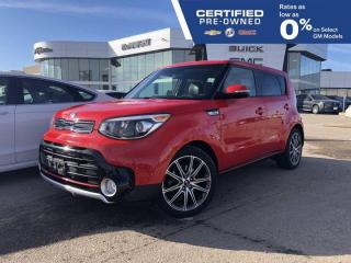 Used 2017 Kia Soul SX Turbo FWD | Heated Seats | Heated Steering Wheel for sale in Winnipeg, MB