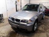 Photo of Grey 2006 BMW X3