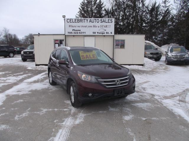 2012 Honda CR-V AWD Touring
