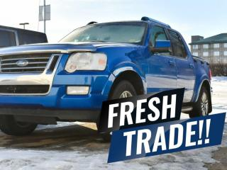 Used 2010 Ford Explorer Sport Trac LIMITED for sale in Red Deer, AB