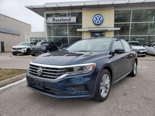 Used 2020 Volkswagen Passat Highline 4dr FWD Sedan for sale in Burlington, ON