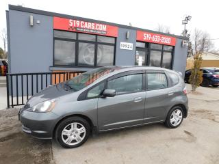 Used 2012 Honda Fit LX | Bluetooth | Cruise | One Owner for sale in St. Thomas, ON