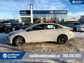 New 2021 Hyundai Elantra Preferred - 2.0L Apple CarPlay, Heated Seats/Wheel, Back Up Cam, Blindspot Monitor, Rear Cross Traffic for sale in Edmonton, AB
