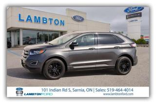 Used 2018 Ford Edge SEL for sale in Sarnia, ON