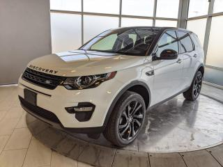 Used 2019 Land Rover Discovery Sport HSE Luxury for sale in Edmonton, AB
