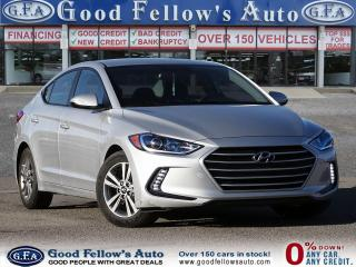 Used 2017 Hyundai Elantra GL MODEL, BLIND SPOT ASSIST, REARVIEW CAMERA for sale in Toronto, ON