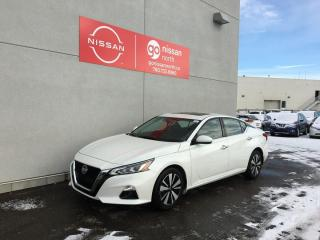 New 2020 Nissan Altima DEMO / 2.5 SV 4dr AWD Sedan for sale in Edmonton, AB