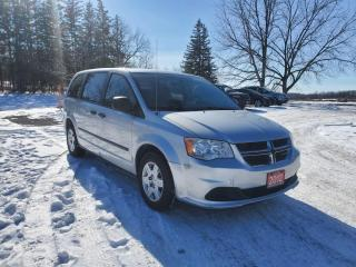 Used 2012 Dodge Grand Caravan SE STOW & GO 1 OWNER for sale in Stouffville, ON