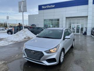 Used 2019 Hyundai Accent PREFERRED/HAIL/BACKUPCAM/APPLE CARPLAY/HEATED SEATS AND STEERING/PROXY KEY for sale in Edmonton, AB