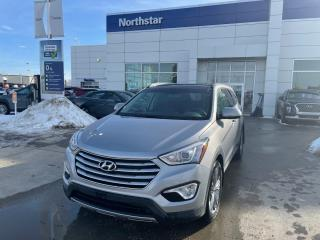 Used 2016 Hyundai Santa Fe XL XL LTD 7 PASS/LEATHER/NAV/PANOROOF/BACKUPCAM/HEATEDSTEERING for sale in Edmonton, AB