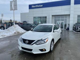 Used 2018 Nissan Altima S AUTO/HAIL/HEATEDSEATS/PUSHBUTTONSTART/BLUETOOTH/AC/CRUISE for sale in Edmonton, AB