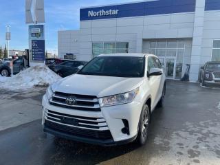 Used 2019 Toyota Highlander LE AWD/HAIL/8PASS/HEATEDSEATS/BLUETOOTH/BACKUPCAMERA for sale in Edmonton, AB