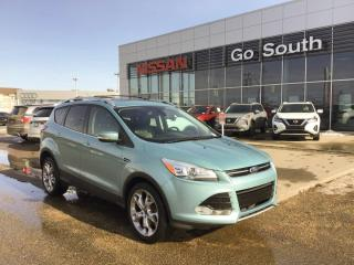 Used 2013 Ford Escape TITANIUM, 4WD, LEATHER for sale in Edmonton, AB
