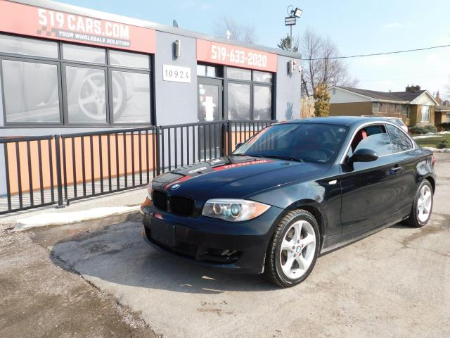 2009 BMW 1 Series 128i|Leather|Sunroof