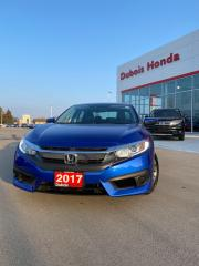 Used 2017 Honda Civic SDN EX HS for sale in Woodstock, ON